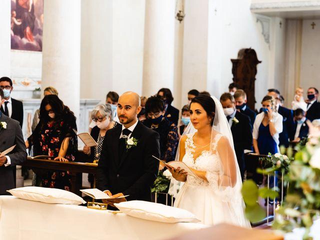 Il matrimonio di Mattia e Anna a Cividale del Friuli, Udine 162