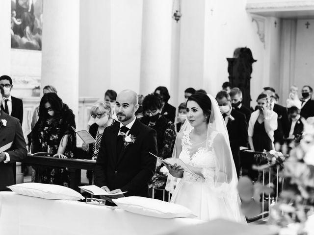 Il matrimonio di Mattia e Anna a Cividale del Friuli, Udine 163