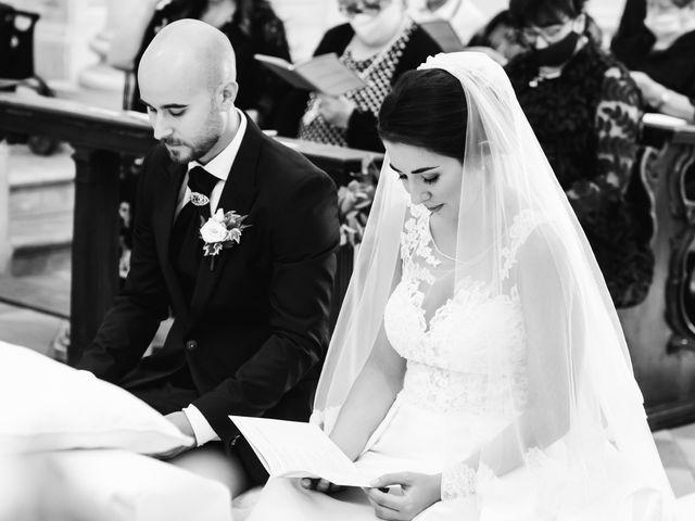 Il matrimonio di Mattia e Anna a Cividale del Friuli, Udine 167