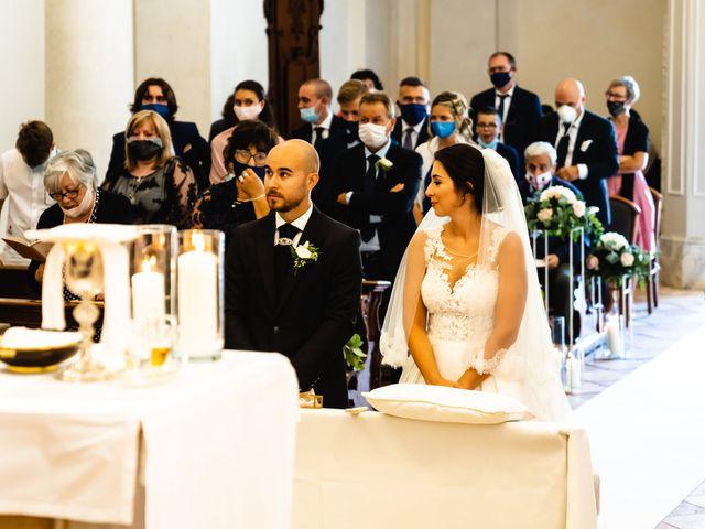Il matrimonio di Mattia e Anna a Cividale del Friuli, Udine 170