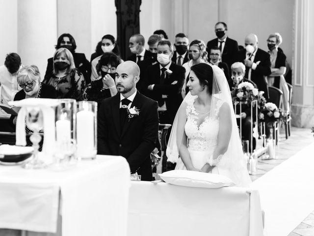 Il matrimonio di Mattia e Anna a Cividale del Friuli, Udine 171
