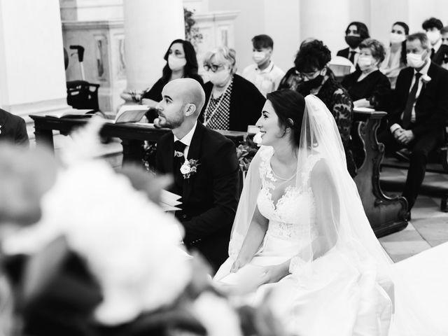 Il matrimonio di Mattia e Anna a Cividale del Friuli, Udine 172