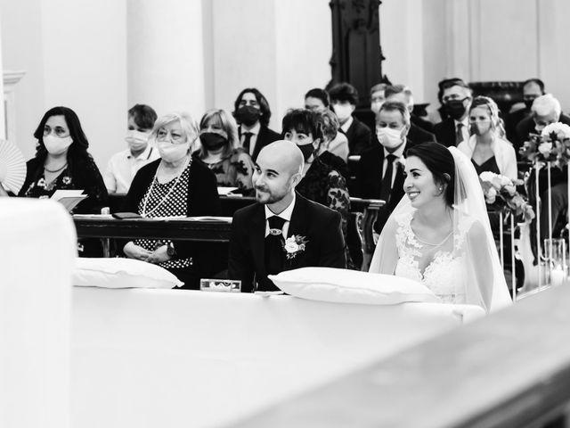 Il matrimonio di Mattia e Anna a Cividale del Friuli, Udine 173