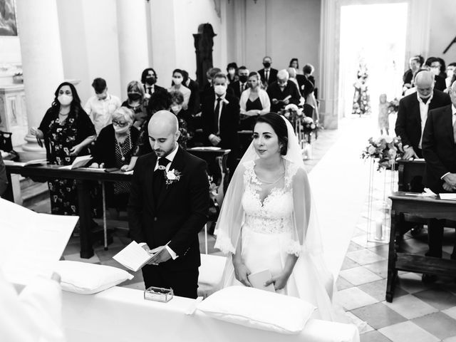 Il matrimonio di Mattia e Anna a Cividale del Friuli, Udine 174