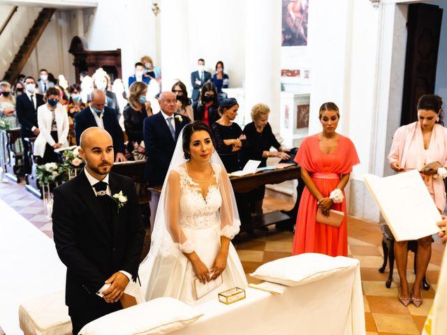 Il matrimonio di Mattia e Anna a Cividale del Friuli, Udine 175