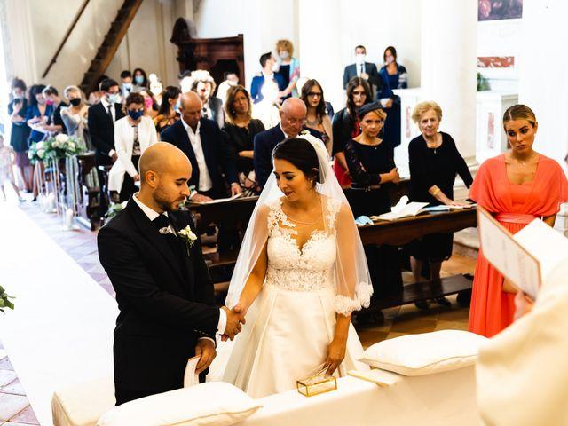 Il matrimonio di Mattia e Anna a Cividale del Friuli, Udine 178