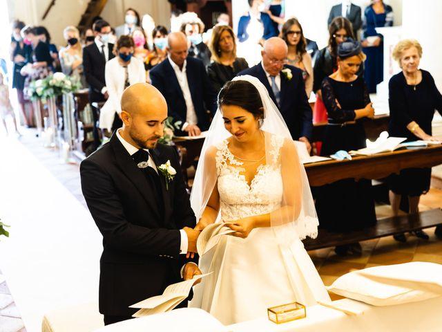 Il matrimonio di Mattia e Anna a Cividale del Friuli, Udine 180