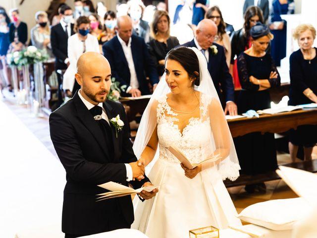 Il matrimonio di Mattia e Anna a Cividale del Friuli, Udine 182