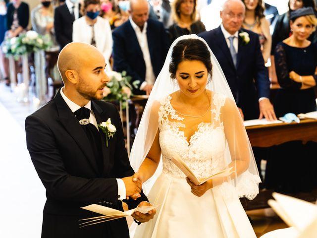 Il matrimonio di Mattia e Anna a Cividale del Friuli, Udine 185