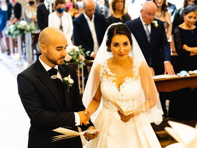 Il matrimonio di Mattia e Anna a Cividale del Friuli, Udine 186