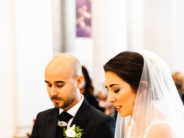 Il matrimonio di Mattia e Anna a Cividale del Friuli, Udine 187