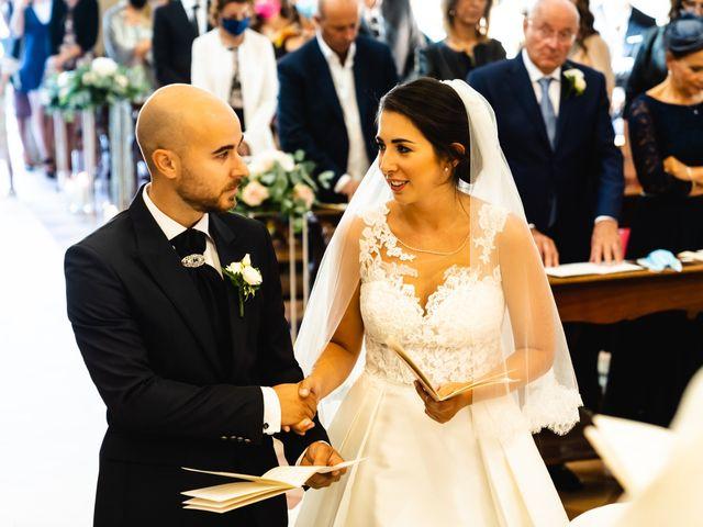 Il matrimonio di Mattia e Anna a Cividale del Friuli, Udine 188