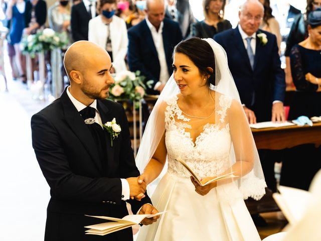 Il matrimonio di Mattia e Anna a Cividale del Friuli, Udine 189