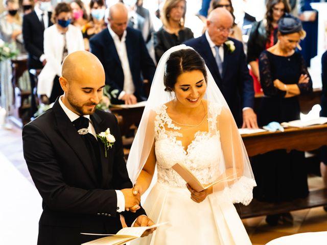 Il matrimonio di Mattia e Anna a Cividale del Friuli, Udine 190