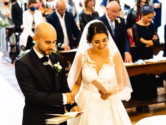Il matrimonio di Mattia e Anna a Cividale del Friuli, Udine 192