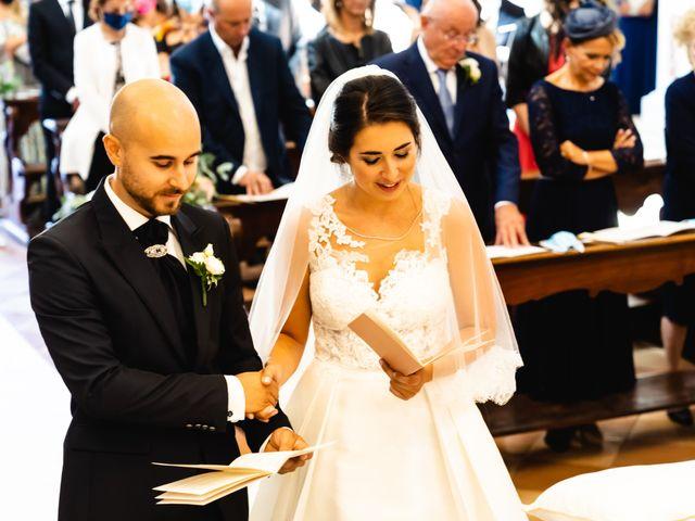 Il matrimonio di Mattia e Anna a Cividale del Friuli, Udine 193