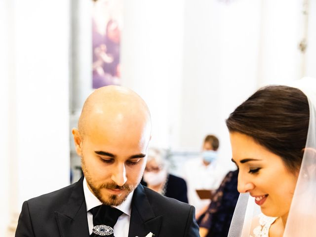 Il matrimonio di Mattia e Anna a Cividale del Friuli, Udine 197