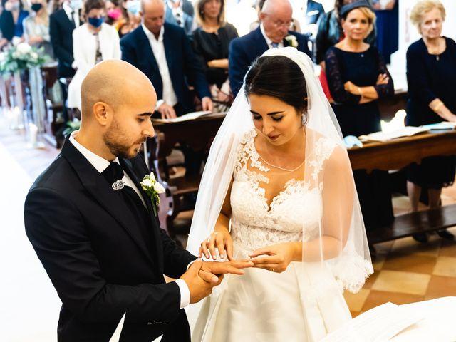 Il matrimonio di Mattia e Anna a Cividale del Friuli, Udine 210