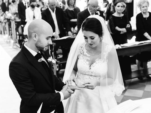 Il matrimonio di Mattia e Anna a Cividale del Friuli, Udine 211