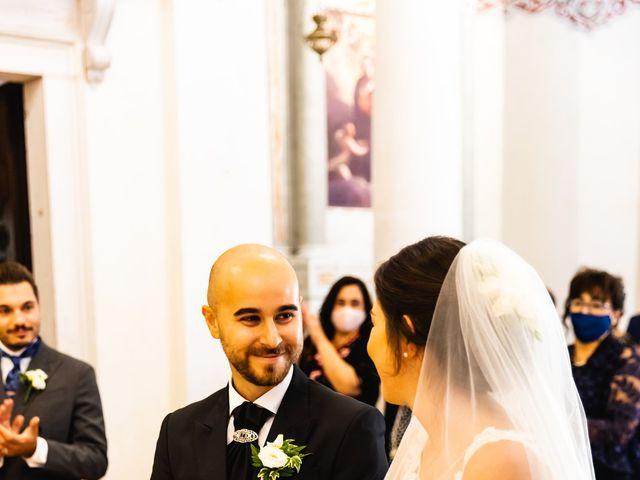 Il matrimonio di Mattia e Anna a Cividale del Friuli, Udine 217