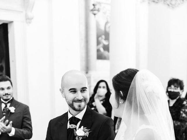 Il matrimonio di Mattia e Anna a Cividale del Friuli, Udine 218