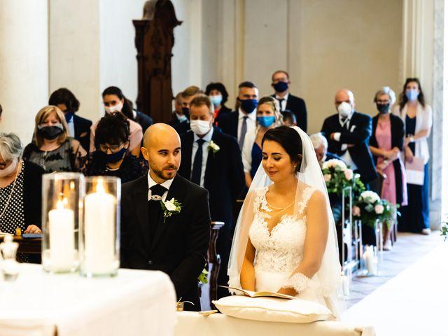 Il matrimonio di Mattia e Anna a Cividale del Friuli, Udine 219
