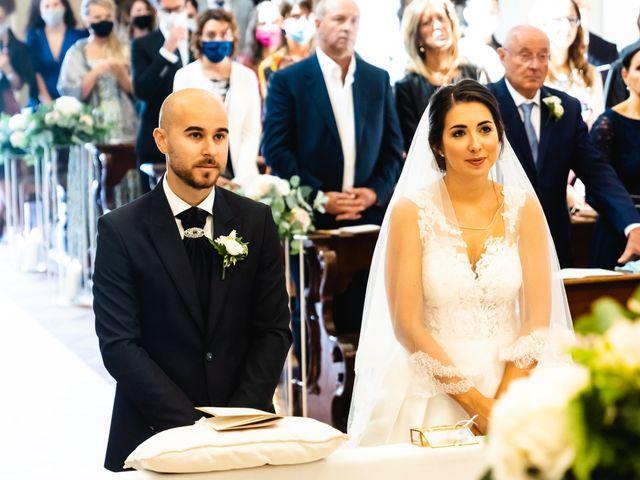 Il matrimonio di Mattia e Anna a Cividale del Friuli, Udine 220