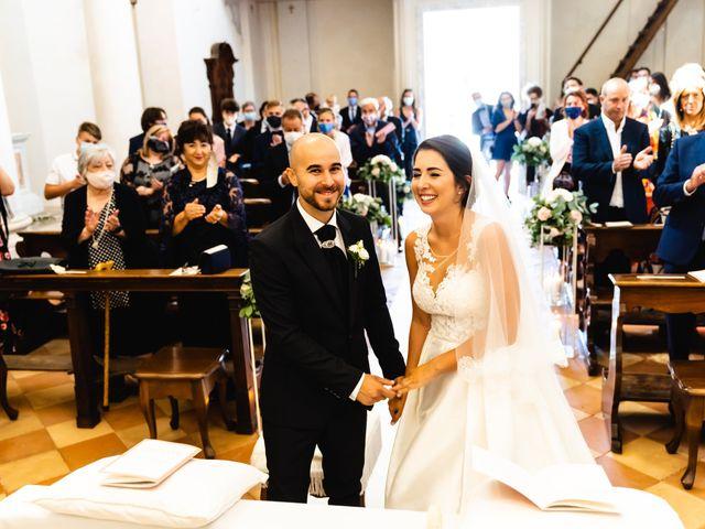 Il matrimonio di Mattia e Anna a Cividale del Friuli, Udine 223