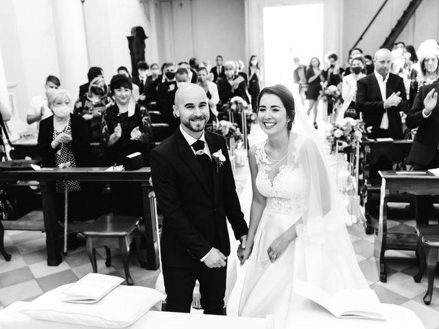 Il matrimonio di Mattia e Anna a Cividale del Friuli, Udine 224