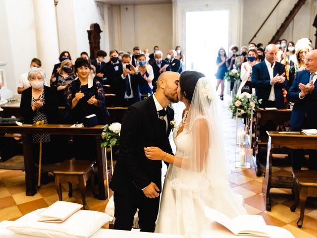 Il matrimonio di Mattia e Anna a Cividale del Friuli, Udine 225