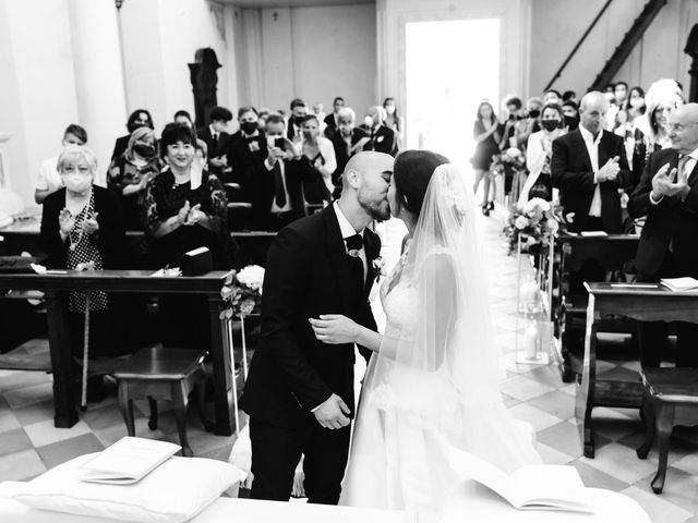 Il matrimonio di Mattia e Anna a Cividale del Friuli, Udine 226