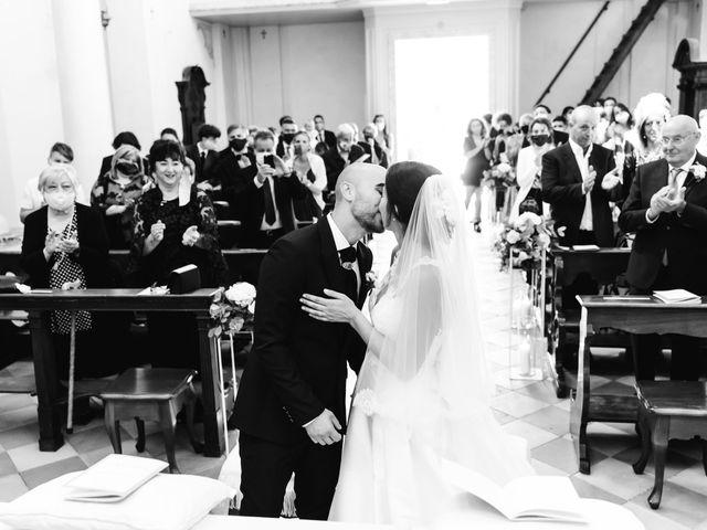 Il matrimonio di Mattia e Anna a Cividale del Friuli, Udine 228