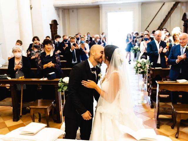 Il matrimonio di Mattia e Anna a Cividale del Friuli, Udine 229