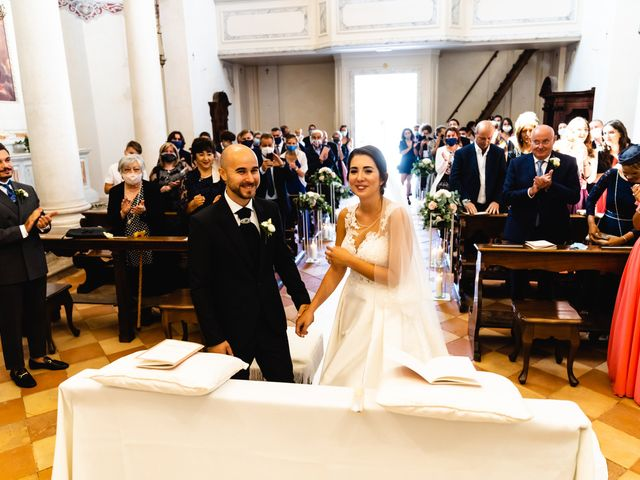 Il matrimonio di Mattia e Anna a Cividale del Friuli, Udine 230