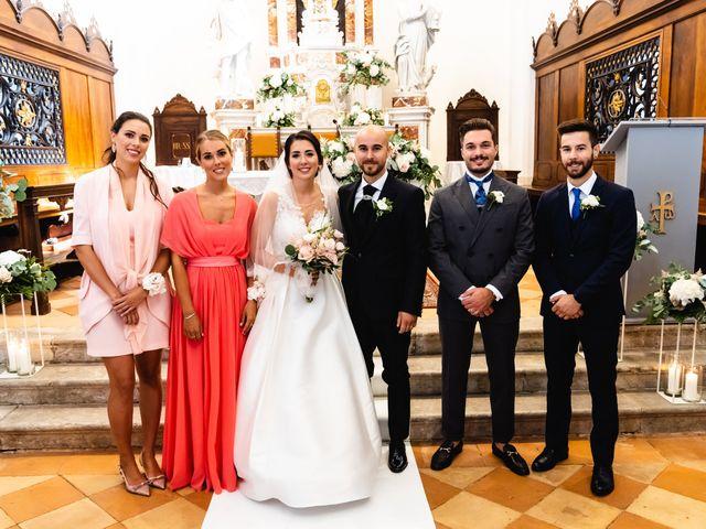 Il matrimonio di Mattia e Anna a Cividale del Friuli, Udine 231