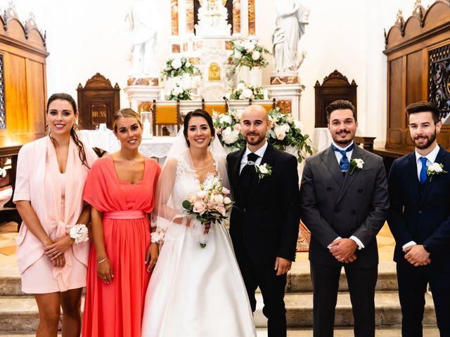Il matrimonio di Mattia e Anna a Cividale del Friuli, Udine 232