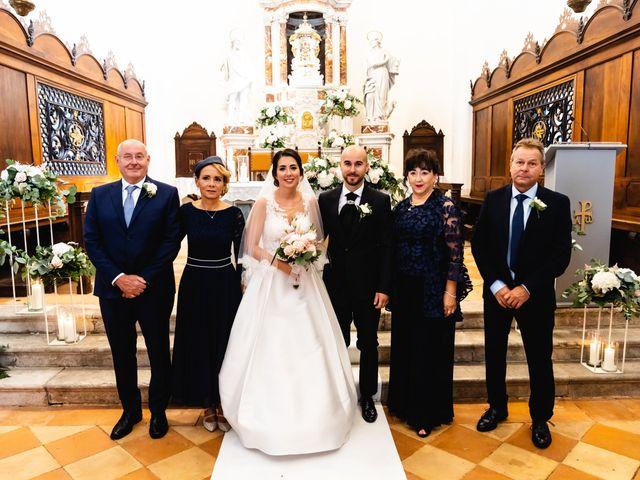 Il matrimonio di Mattia e Anna a Cividale del Friuli, Udine 233