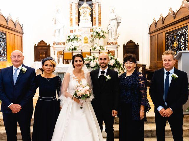 Il matrimonio di Mattia e Anna a Cividale del Friuli, Udine 234