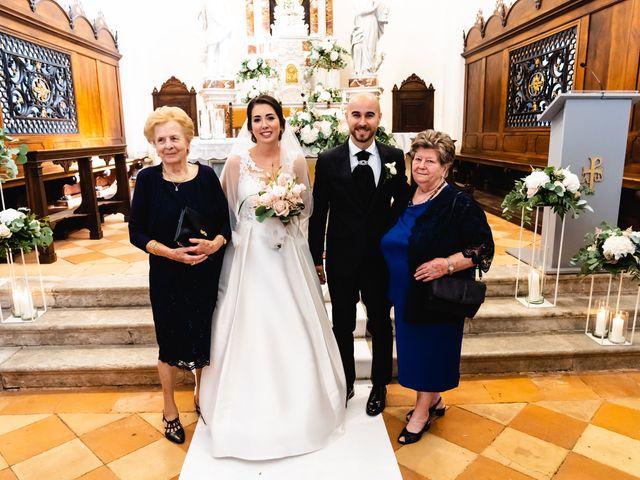 Il matrimonio di Mattia e Anna a Cividale del Friuli, Udine 238