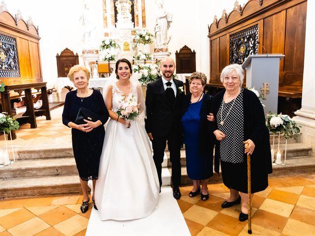 Il matrimonio di Mattia e Anna a Cividale del Friuli, Udine 239