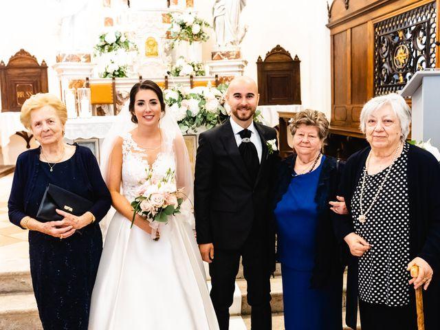 Il matrimonio di Mattia e Anna a Cividale del Friuli, Udine 240