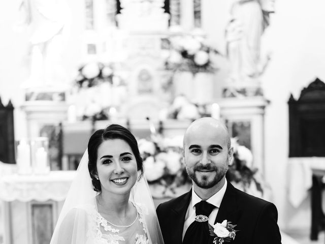 Il matrimonio di Mattia e Anna a Cividale del Friuli, Udine 243