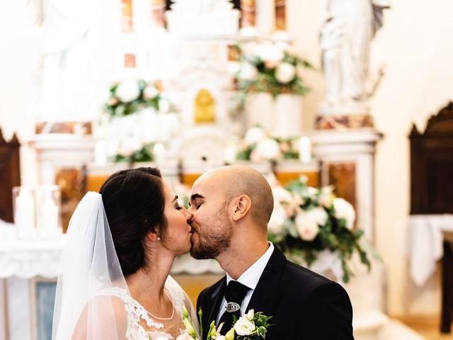 Il matrimonio di Mattia e Anna a Cividale del Friuli, Udine 247