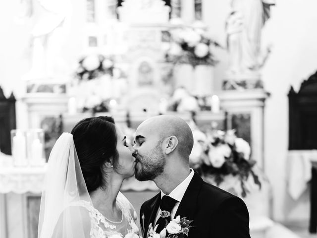 Il matrimonio di Mattia e Anna a Cividale del Friuli, Udine 248