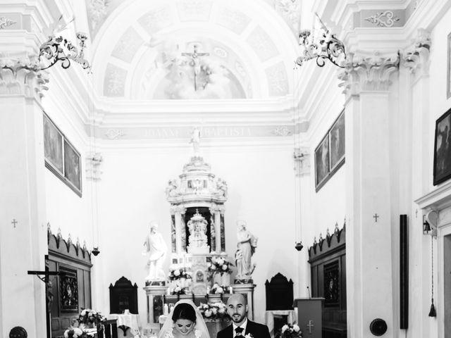 Il matrimonio di Mattia e Anna a Cividale del Friuli, Udine 259