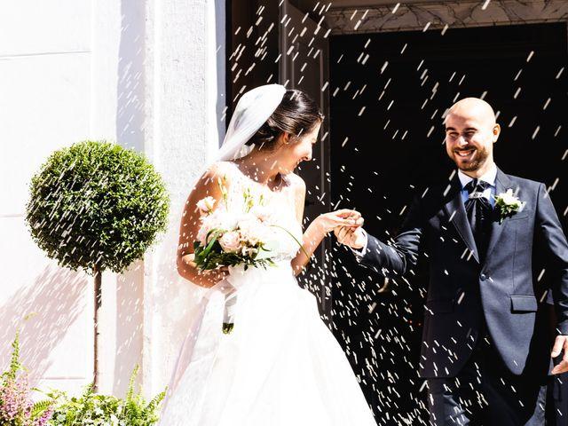 Il matrimonio di Mattia e Anna a Cividale del Friuli, Udine 262