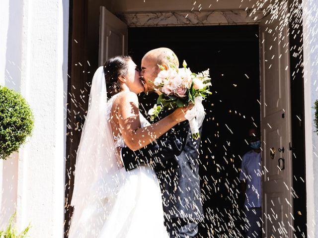 Il matrimonio di Mattia e Anna a Cividale del Friuli, Udine 267