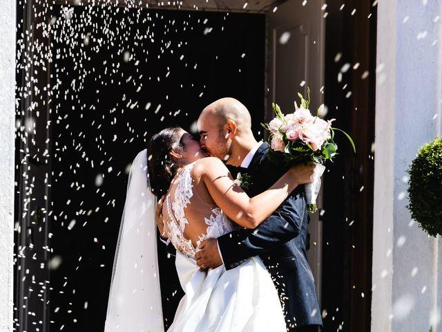 Il matrimonio di Mattia e Anna a Cividale del Friuli, Udine 270