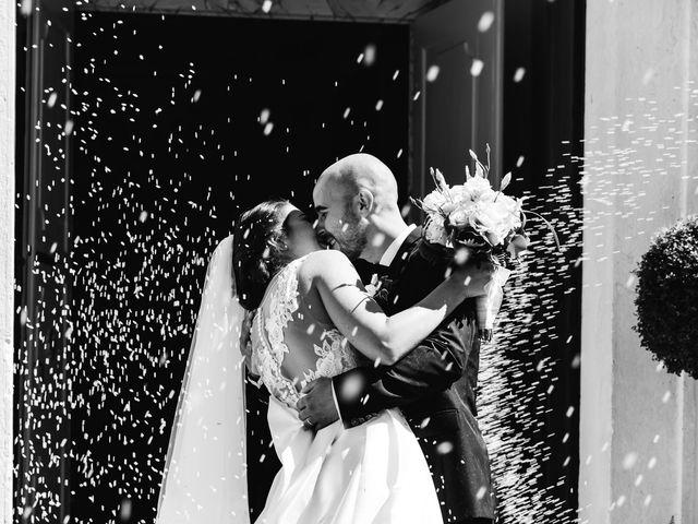 Il matrimonio di Mattia e Anna a Cividale del Friuli, Udine 271