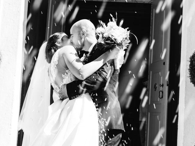 Il matrimonio di Mattia e Anna a Cividale del Friuli, Udine 272